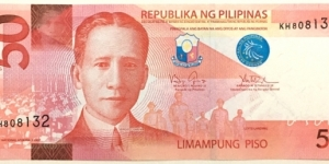 50 Piso Banknote